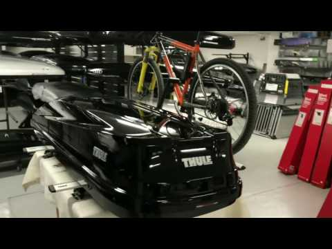 Schůdky : Thule Slide-Out Step electric 12 Volt 700 Alu
