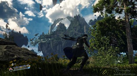Lost Soul Aside Torrent Download Game for PC - Free Games