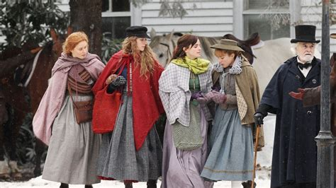 Greta Gerwig's Little Women: Your First Look at the March