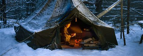 Winter Camping in Algonquin Park - Algonquin Outfitters