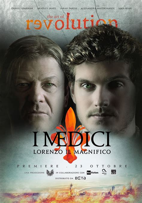 HOLLYWOOD SPY: 1ST TRAILER FOR 'MEDICI: THE MAGNIFICENT