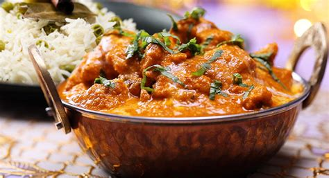 Recipes – Butter chicken masala served with Pilaf   FairPrice