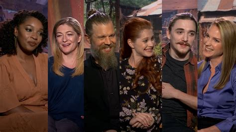 """Outsiders Cast Face Their """"Worst Case Scenarios"""" - YouTube"""