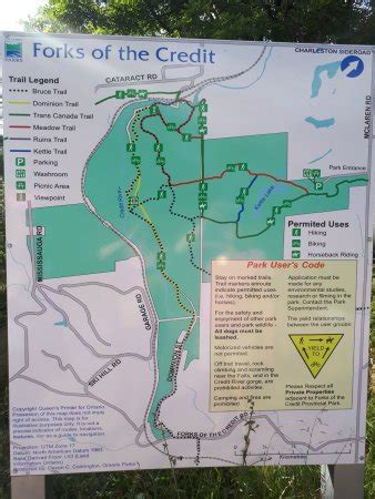Forks of the Credit Provincial Park (Alliston) - 2019 All