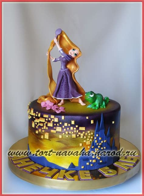 Some Cool Rapunzel themed cakes / Tangled cakes Ideas