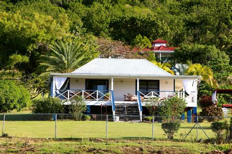 Self Catering, Island Style Bungalow In Antigua, Caribbean