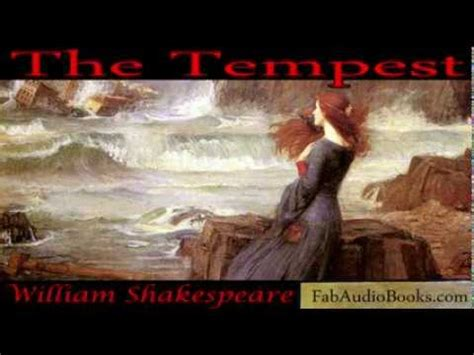 THE TEMPEST - The Tempest by William Shakespeare - Full