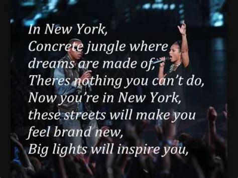 Empire State of Mind Jay-Z ft