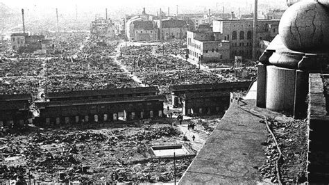 WWII fire-bombing of Tokyo by US remembered 70 years on