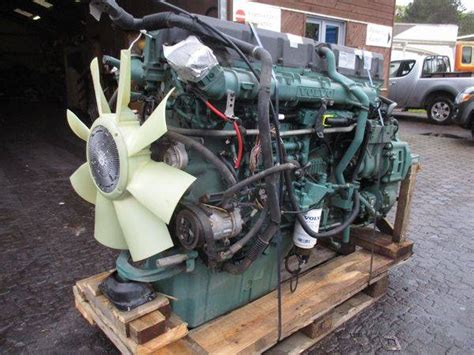 Used Volvo D16G / 700 HP - VEB+ engines Year: 2010 for