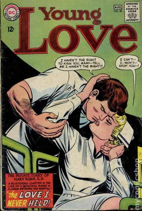 Young Love (1963-1977 DC) comic books