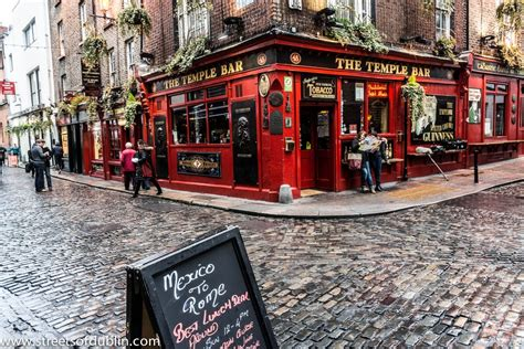 The Best Bars and Pubs in Temple Bar, Dublin