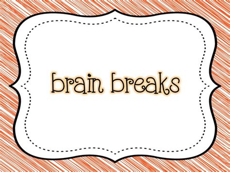17 Best images about Brain Breaks on Pinterest | Ice age