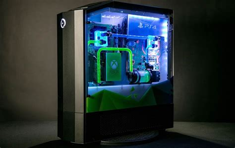The 'Big O' is the ultimate gaming PC and it's not for