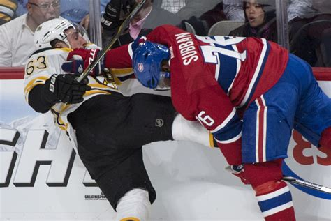 NHL playoffs find Montreal Canadiens and Boston Bruins in
