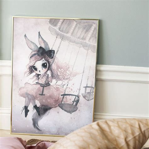 Poster Miss Penny, 50×70 cm, Mrs