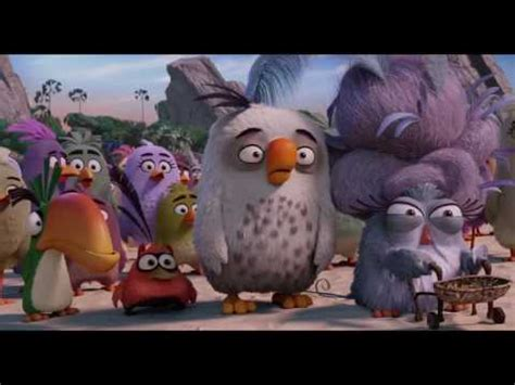 We're descendants from Dinosaurs (Angry Birds - The Movie
