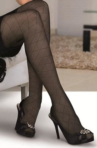 Jobst Ultrasheer Thigh High Patterned Compression Stocking