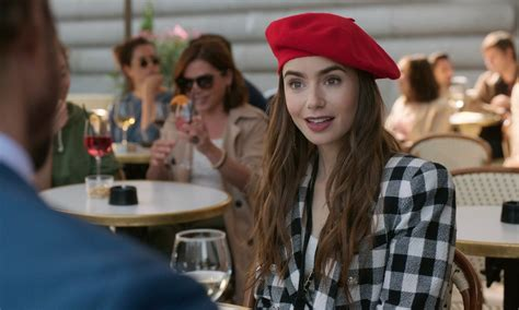 Emily in Paris star Lily Collins has famous dad - and fans