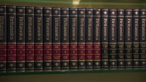 Encyclopedia Britannica | What's on News