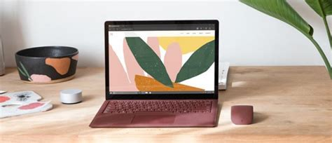 Microsoft Surface Laptop unveiled with a 13
