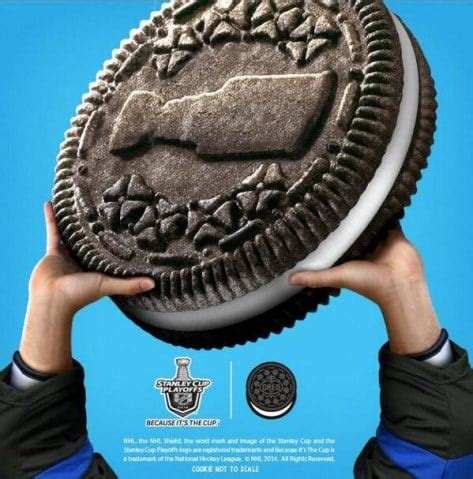 Oreo to sell special edition cookies featuring image of