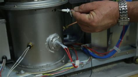 Servicing the Flame Detector on Your Toyostove - YouTube