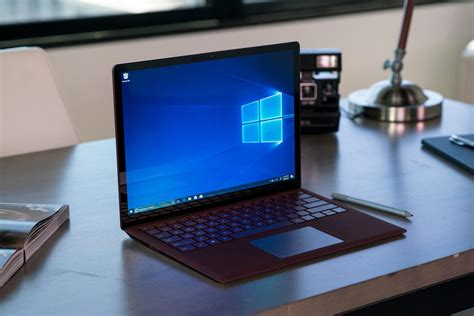 Microsoft Surface Laptop review: It's cool enough for