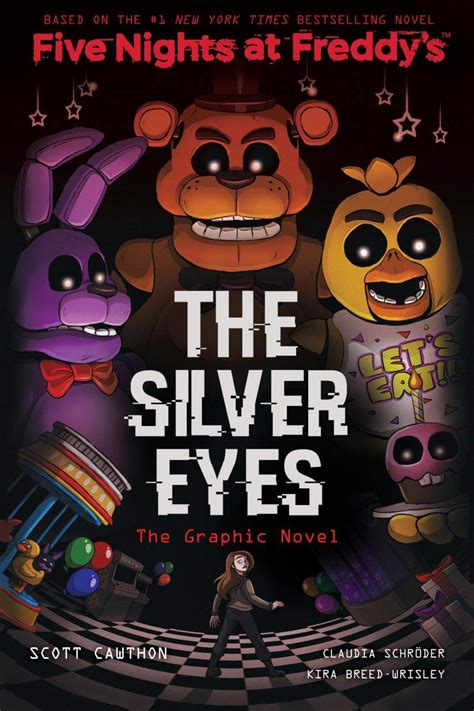 The Silver Eyes: The Graphic Novel | Wiki Five Nights at