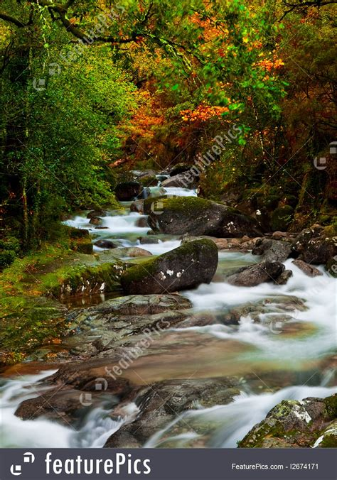 Waterscapes: Beautiful River - Stock Photo I2674171 at