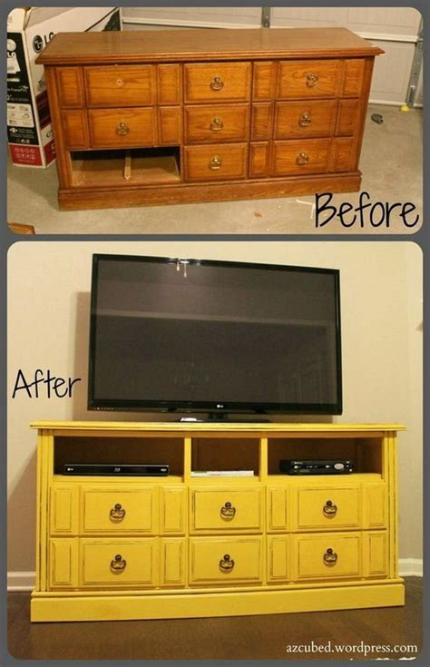 How to Redecorate Old Dressers