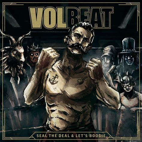 Volbeat - Seal the Deal & Let's Boogie   Anmeldelse