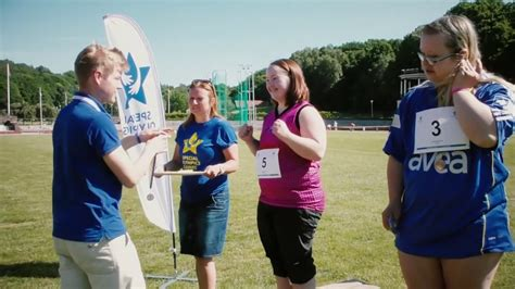 Special Olympics Games - YouTube