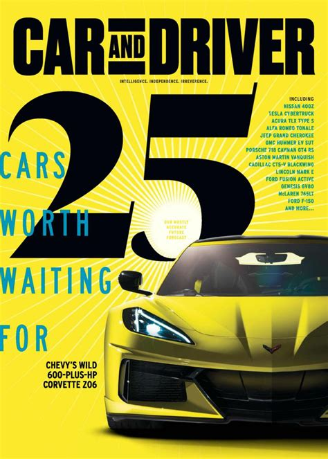 Car and Driver-May 2020 Magazine - Get your Digital