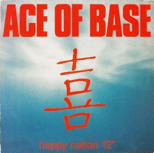 Happy Nation (song) - Wikipedia