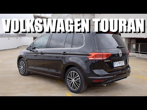 2016 Volkswagen Touran L (CN) - Wallpapers and HD Images