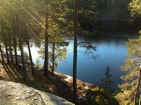 4 Day vacation package in Nuuksio National Park │ Finland